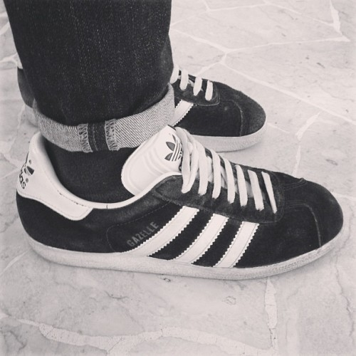 My #Adidas #Gazelle from 1997! Still on top of their game…;)