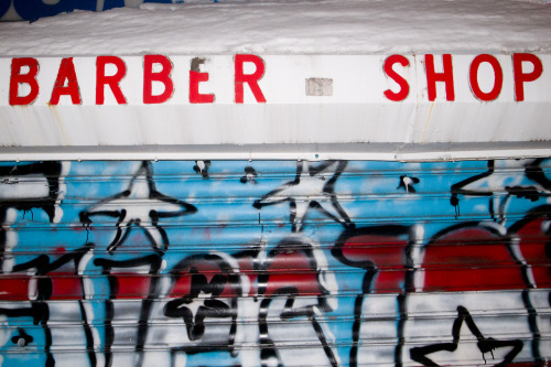 terrysdiary:  Barber Shop