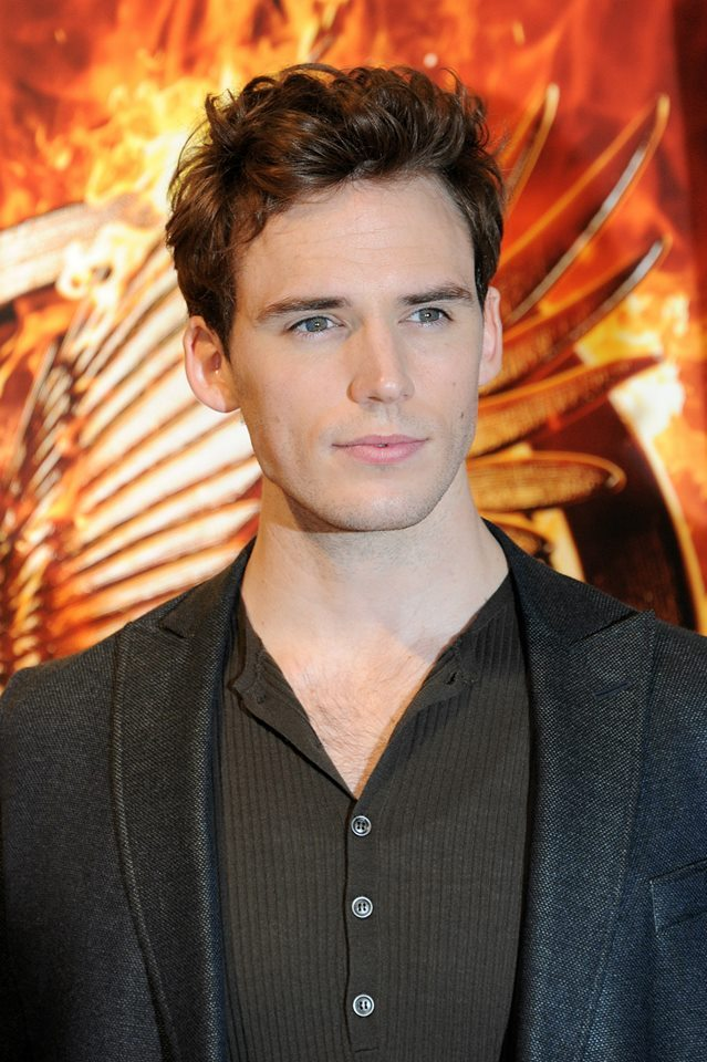 Sam Claflin attends The Hunger Games: Catching Fire photocall during the 66th Annual Cannes Film Festival at Nespresso Beach in Cannes, France. [May 18th, 2013]
