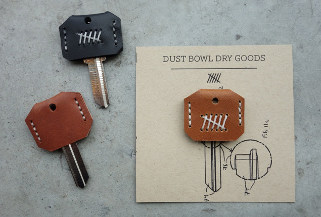 Dust Bowl Dry Goods Key Covers