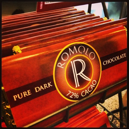 #ilovechocolate at #erie #romolo