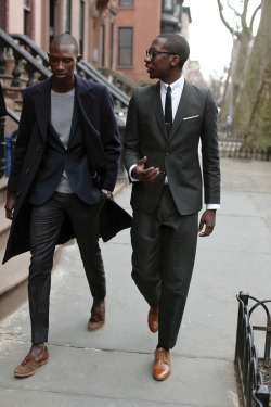 66lanvin:  justinchungphotography:  Armando Cabral and Kalaf Angelo.   ALL these THINGS………..No.29