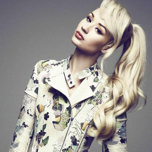 shamearaa:  (4) iggy azalea | Tumblr on We Heart It - http://weheartit.com/entry/55632926/via/DazzleMe