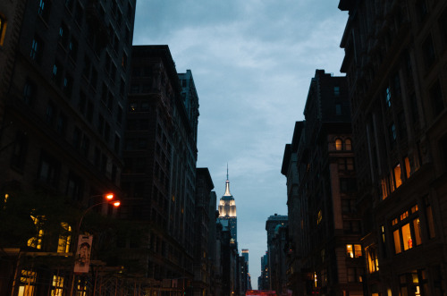 joelzimmer:   Empire Flatiron District, Manhattan