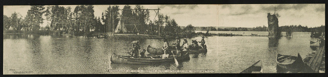 "Rare Postcards Reveal Early 20th Century PanoramasPanorama of a performance of Longfellow's ""Indian Passion Play,"" ""Hiawatha,"" in Petoskey, Michigan,…View Post"