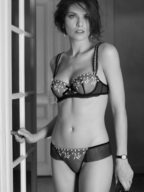 bw-picabomb:  gcesab:  Marina Mozzoni - Simone Perele Follow In search of beauty and please don't copy…. reblog  Only high resolution pictures!! - Right click and open link innew window/tab  http://lingeriebomb.tumblr.com/http://bw-picabomb.tumblr.com/http://picabomb.tumblr.com/