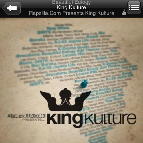 An instant classic #kingkulture #music #Christian