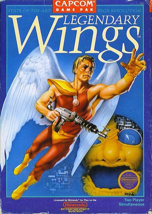 Developed by Capcom in 1988 for Nintendo Entertainment System