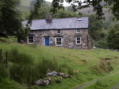 Bron-Yr-Aur, the Welsh cottage to which Jimmy Page and Robert Plant retired in 1970 to write many of the tracks that appeared on Led Zeppelin's 3rd and 4th albums. (The cottage was used by the family of Robert Plant during the 1950s as a holiday home.)  -Wikipedia.