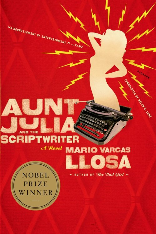 "Finished ""Aunt Julia and the Scriptwriter"" by Mario Vargas Llosas on the train this morning. It was a really enjoyable novel. The chapters are split between the main character and the radio serials of the scriptwriter. I found both aspects of the book to be incredibly engrossing. Although for the first few radio serial chapters, I didn't quite grasp that was what they were and was a bit confused with how they played into the story.   I haven't read a story that has taken place in Peru before, and now I've added Peru to my place I'd like to visit list.    I give this a solid A. Thanks again for the recommendation Psychsquirrel! I don't know if I ever would have come across this book otherwise. 10/50   Up next: ""The Woodcutter"" by Kate Danley"