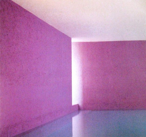 ylide:  Luis Barragan, The Architecture of Luis Barragan, 1976