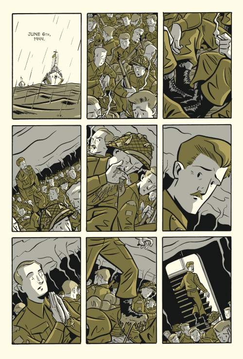 Page 68 of Two Generals, my favourite page in the book.