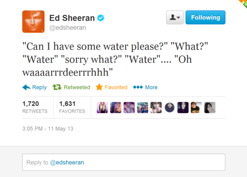 edsheeran-everythinghaschanged:  sheernun:  omg  It's the accent