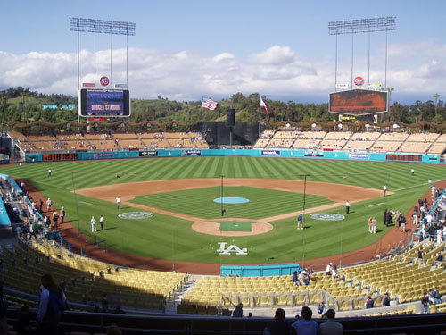 "And so it is…the NHL will be hosting an outdoor game at Dodger Stadium in Los Angeles, pictured here in the dead of winter. Setting aside the climate issues (which are formidable, unless you are in a Roland Emmerich movie), it's a shame to see the NHL take a good idea and get greedy with it. Does anyone remember back when ABC decided to air ""Who Wants to Be a Millionaire?"" like, five nights a week? You don't, do you? Exactly. My solution: an outdoor All-Star Game. You keep the Winter Classic, in cold-weather cities, and then rotate an outdoor ASG for everyone else. This would give cities like LA a chance to host an outdoor game, and could accomplish the even more difficult task of giving people a reason to watch the All-Star Game."