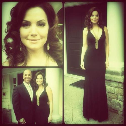 "shelbyhuesario:  Erica Durance , Channeling old Hollywood for ""Lift the Children"" benefit (May 11, 2013) (via @ED_DURANCE)"