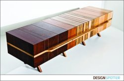Wood con fusion 2 by designer Eli Chissick.. lovely!