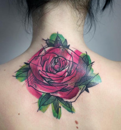 gaksdesigns:  Tattoo artist Peter Aurisch