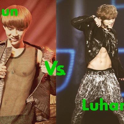 Who's your bet? Sehun or Luhan? =)))