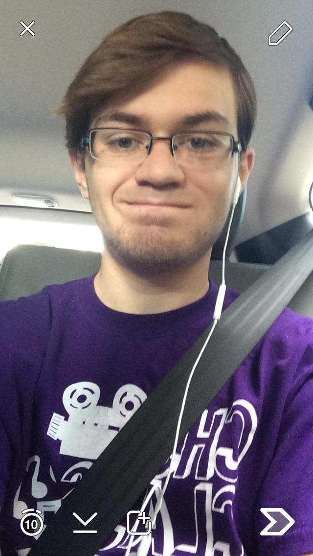 car rides are boring