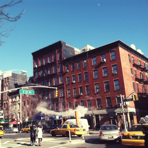 East Village afternoon