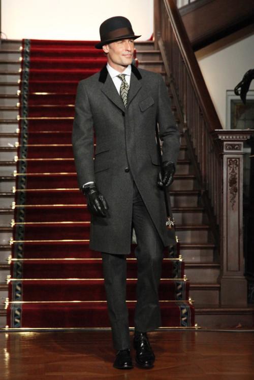iqfashion:  Paul Stuart. Source: en.fashion-headline.com