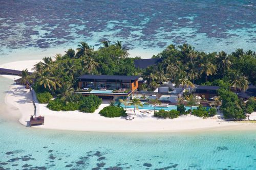 Coco Privé, The Maldives