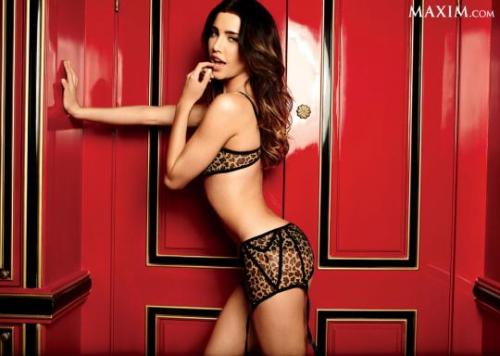 Hott Tamale of the Day: Jacqueline Macinnes Wood  More like Morning Wood…right, fellas…am it right? Need some sleep.