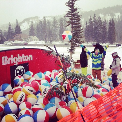 Neff Beach Bash at Brighton Resort