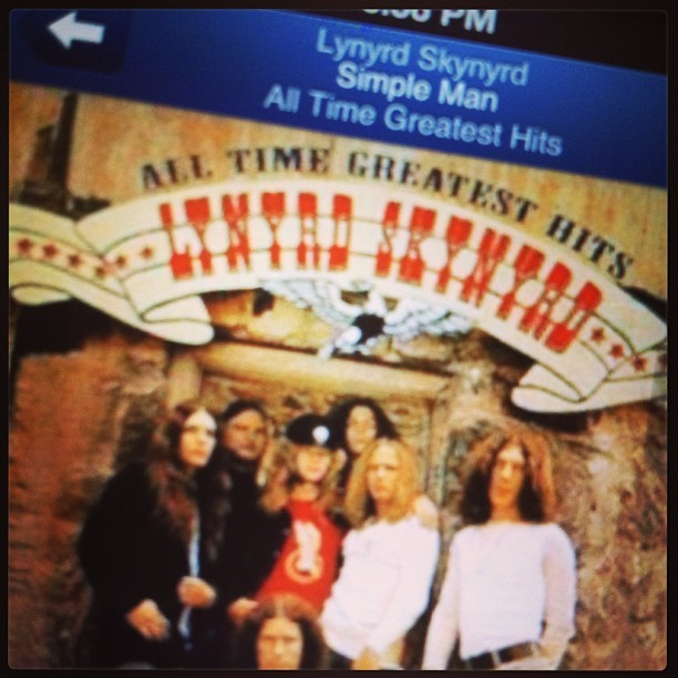 Play some Skynyrd #pandora