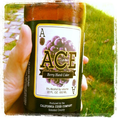 New favorite #cider #Ace