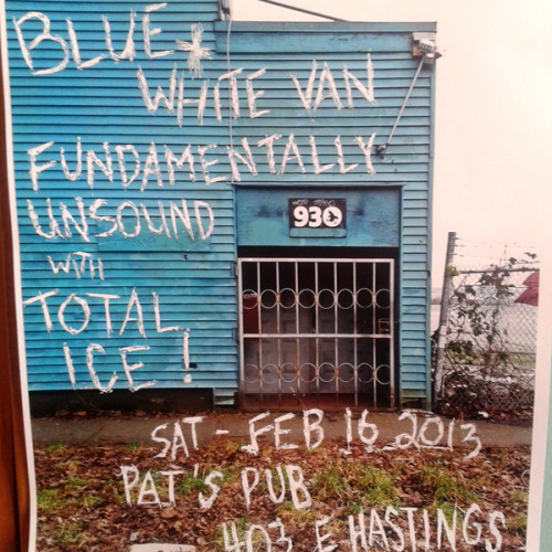 2NITE! come see Total Ice at Pats!