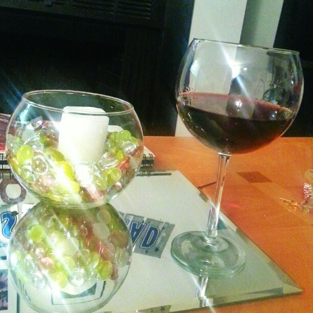 New wine glasses ^.^