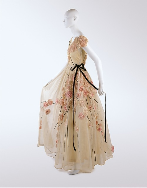 Dress Jeanne Lanvin, 1937 The Metropolitan Museum of Art