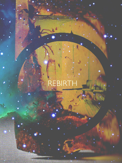 REBIRTH on Flickr.A new graphic design I created! http://flickr.com/photos/quietlighting