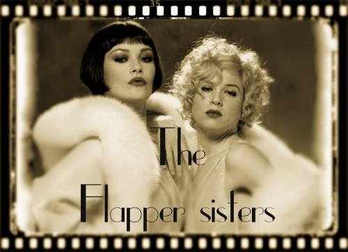 Follow uns: The Flapper Sisters