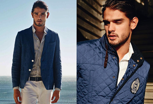 Marlon Teixeira For Scapa Sports S/S 2013