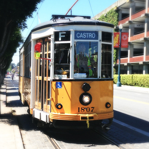 San Francisco | Trams