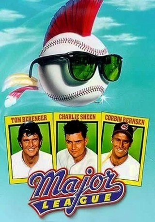 "I'm watching Major League    ""A bit of an iconic poster, grew up knowing of this movie but never having seen it, finally watching it…very 80s …enjoyably slow and predictable :)""                      Check-in to               Major League on GetGlue.com"