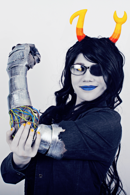 Vriska Serket // Photographer Bonus feat. over 9000 hours in photoshop.