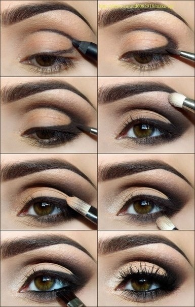 perfect tip for hazel eyes..