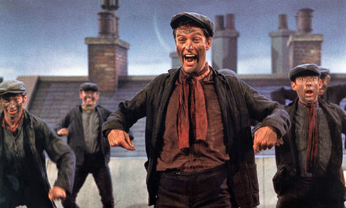 Debate time: Dick Van Dyke's cockney accent in Mary Poppins isn't that bad What do you think?