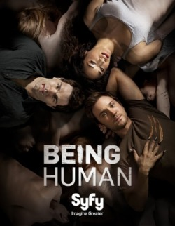 I'm watching Being Human (U.S.)                        3208 others are also watching.               Being Human (U.S.) on GetGlue.com