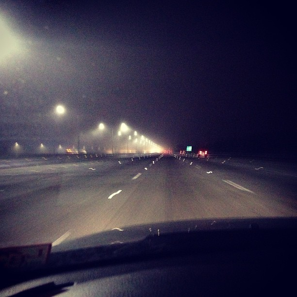 That's how I like my CA freeways…nice and empty. Too bad it only happens at 2AM.