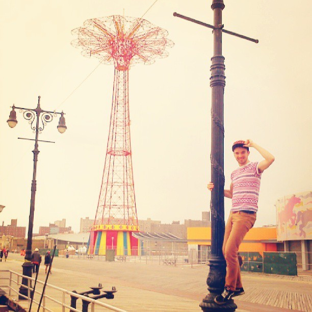 Coney Island!! #funfair #NYC #ConeyIsland