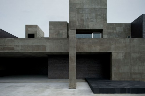 nickelsonwooster:  Blocks. cjwho:  House of Silence by FORM/Kouichi Kimura Architects