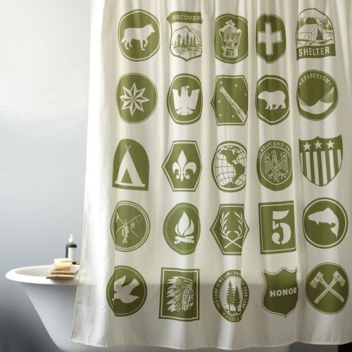 Scout Shower Curtain | west elm