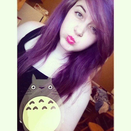 Totoro is my best friend 💕