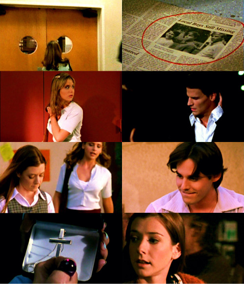 queensummers:  1/144 BTVS Episodes: 1x01 Welcome the the Hellmouth