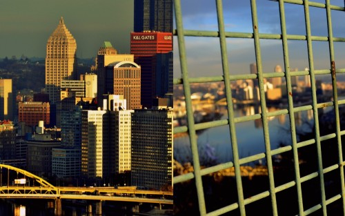 Decided to put some old pics together. Spice things up.  Pittsburgh, PA Taken by: Sarah Bader
