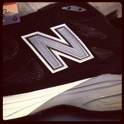 New 990's.  Black, like my soul.